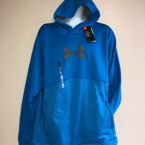 Men's Under Armour Storm Icon Hoodie, XL, NWT